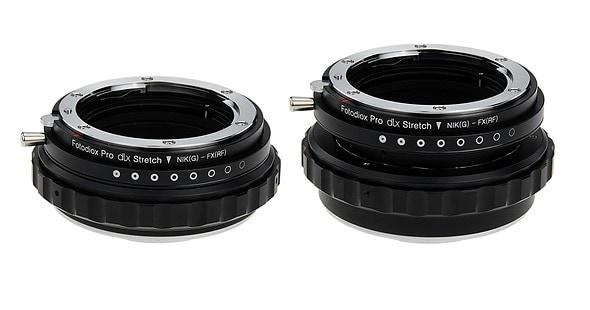 Adaptador Fotodiox DLX Stretch tubo de extensión.