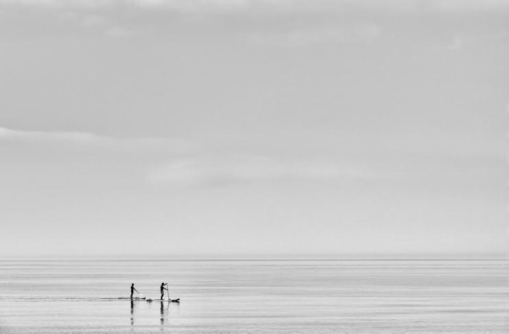 """""""Pinceladas sobre el mar"""" por Luis Miguel Fernández. X-T2 + XF 18-55mm."""