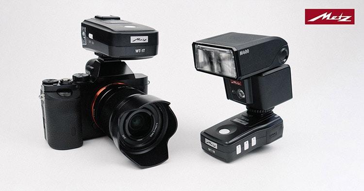 Disparador Metz WT-1 para Sony.