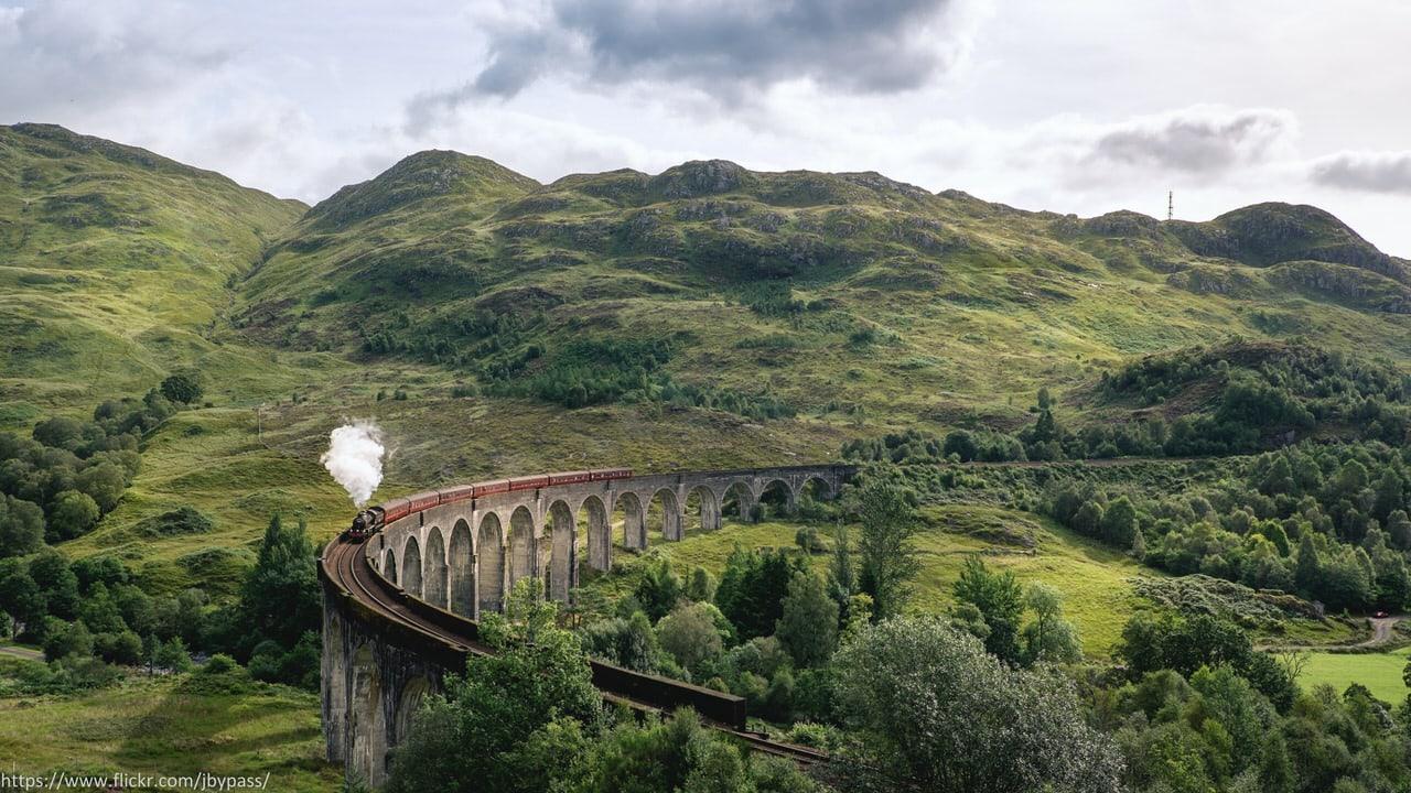 """Hogwarts Express"" por Jorge Solanas. Fuji X-T1 + XF 18-55mm."