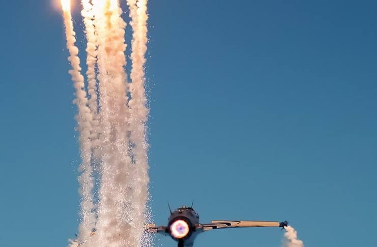 Fotografía de aviones con Fuji X-T2 por Jose Antonio Bejarano.