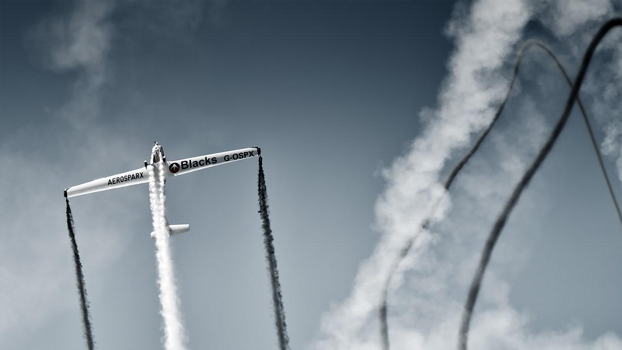 Fotografía de aviones con la Fujifilm X-T2, por Jose Antonio Bejarano