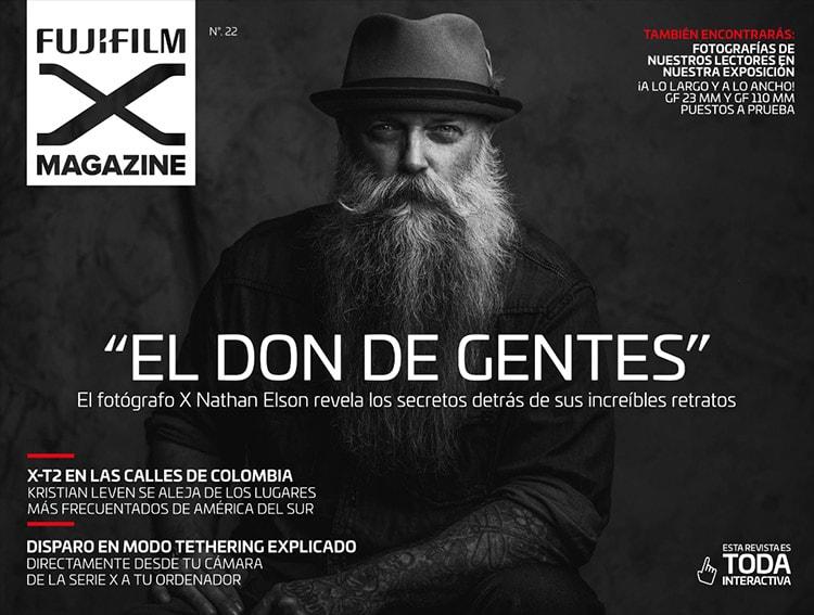Fujifilm X Magazine nº 22.