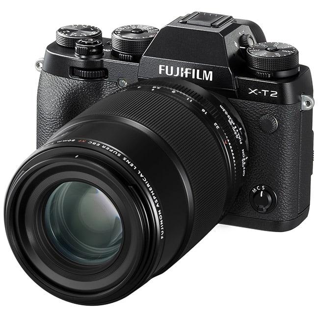 Fuji X-T2 + XF 80mm F2.8 Macro.