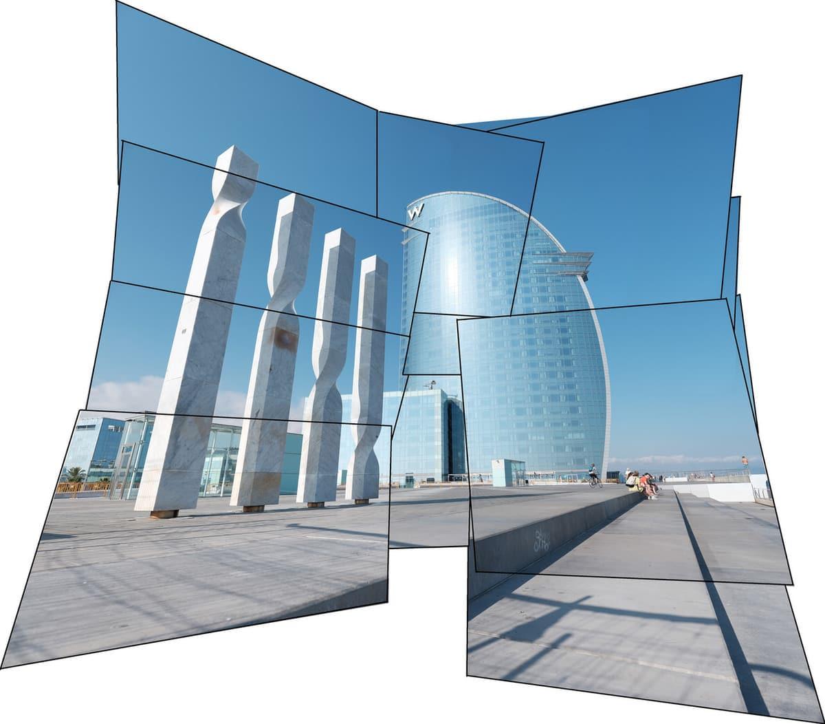 """Hotel W Barcelona (Hotel Vela)"" por Jaime Viñas. Fuji X-T1 + XF 35mm F2 R WR."