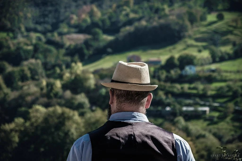 """""""La aldea perdida"""" por Santi Barandica. X-T1 + XF 18-55mm f/2.8-4."""