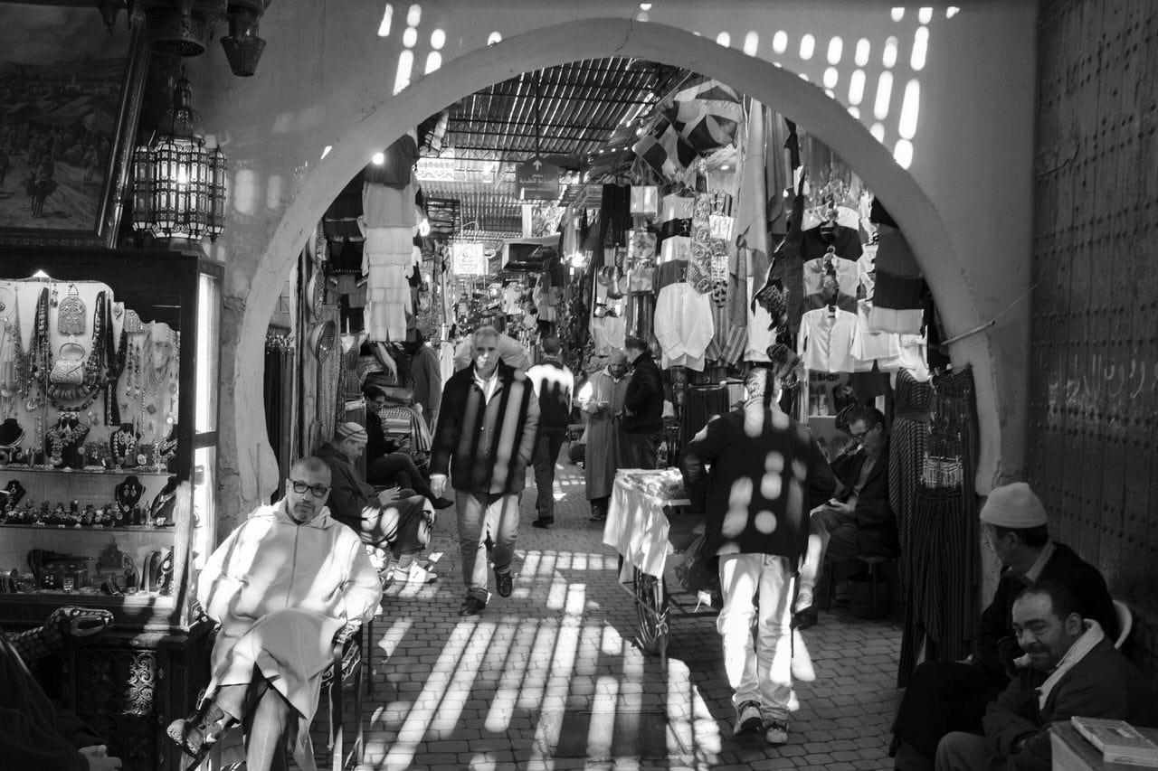 Marrakech por Miguel Ángel López, con Fuji X100F.