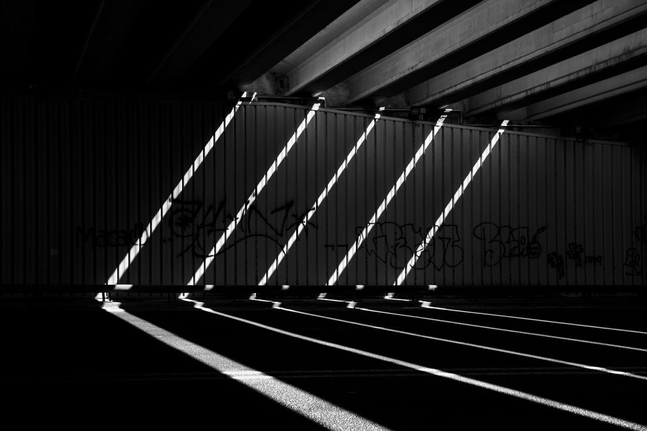 """Mención especial: """"Puente"""" por Jose Antonio Bejarano.  X-T2 + XF 18-55mm F2.8-4."""