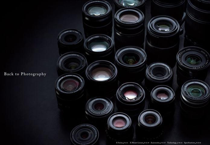 Catálogo de Fujifilm 2018