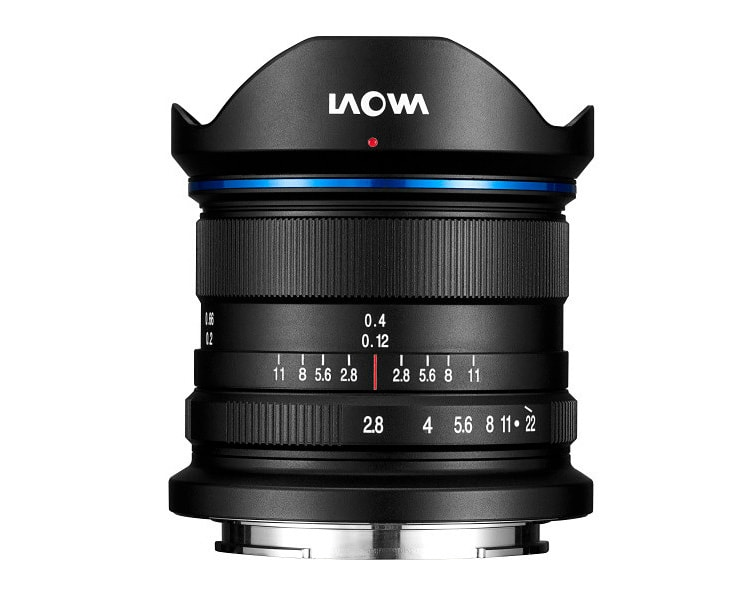 Venus Optics Laowa 9mm F2.8 ZERO-D.