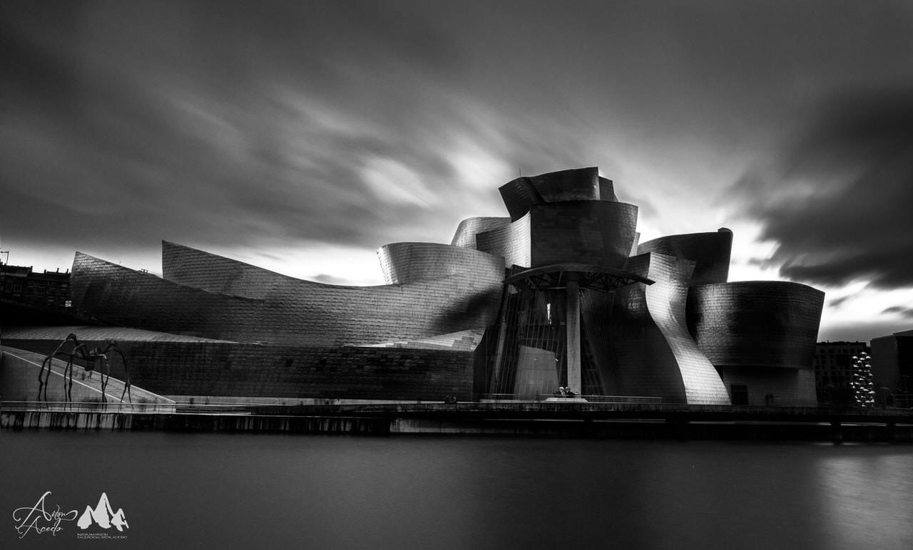 """Guggenheim"" por Aitor Acedo. Fujifilm X-T2 + XF 10-24mm F4 R OIS."