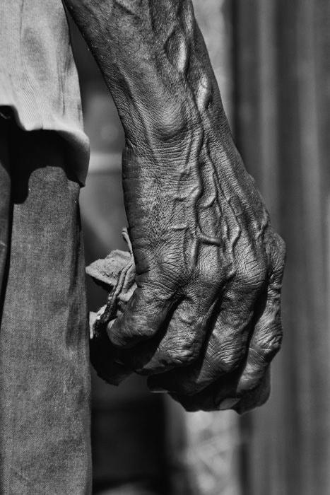 """Trilogía en Soledad, """"La mano"""" por Jose Ignacio Terán."""