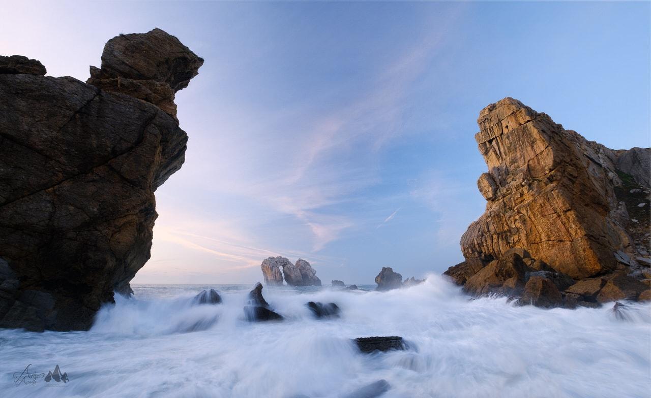 """Costa Quebrada"" por Aitor Acedo. Fujifilm X-T2 + Fujinon XF 10-24mm f/4 R OIS."