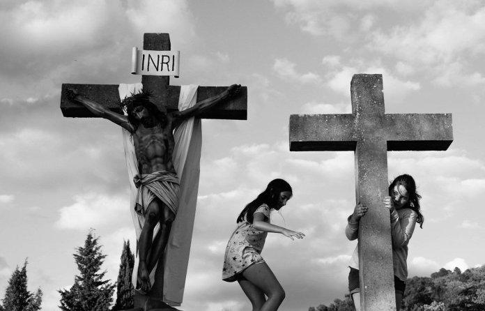 Semana Santa en Gata, por Carlos Hernández.