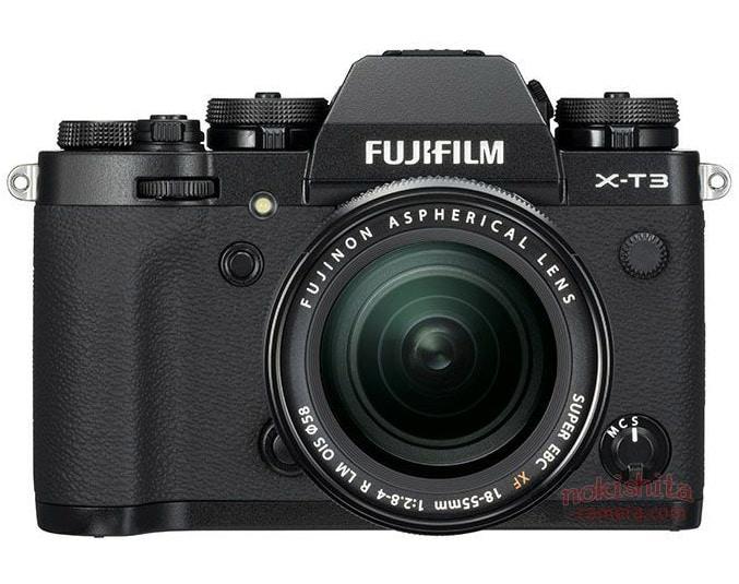 Fujifilm X-T3 + XF 18-55mm.