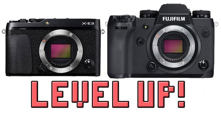 Firmware para Fuji X-E3 y X-H1.