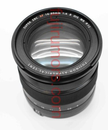 frontal XF 16-80mm
