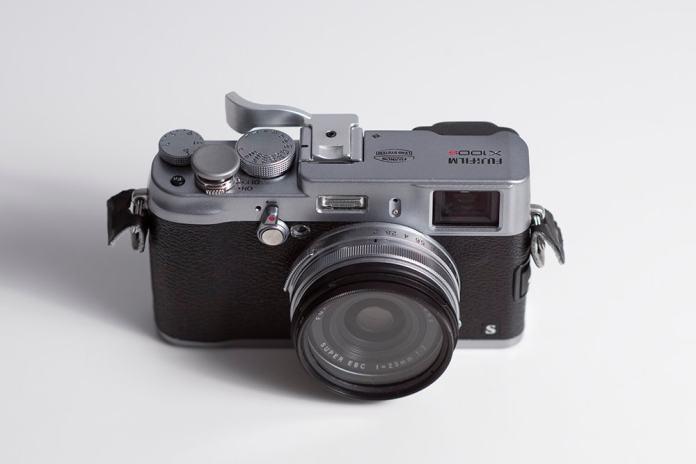 Fujifilm X100S picado.