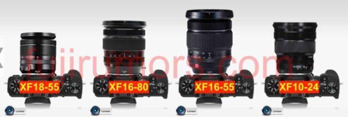 Comparativa Fujinon XF 16-80mm-vs-zooms