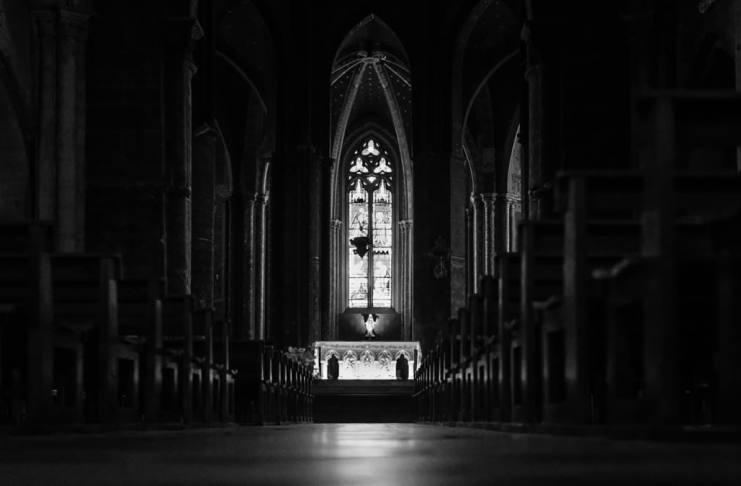 """Catedral Oloron Sainte-Marie"" por David Mas. Fujifilm X-T2 + Fujinon XF 35mm F2 R WR."