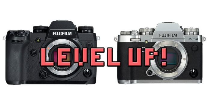 Actualización de firmware para Fuji XT3 y XH1.