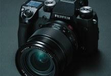 Fujifilm xh1.