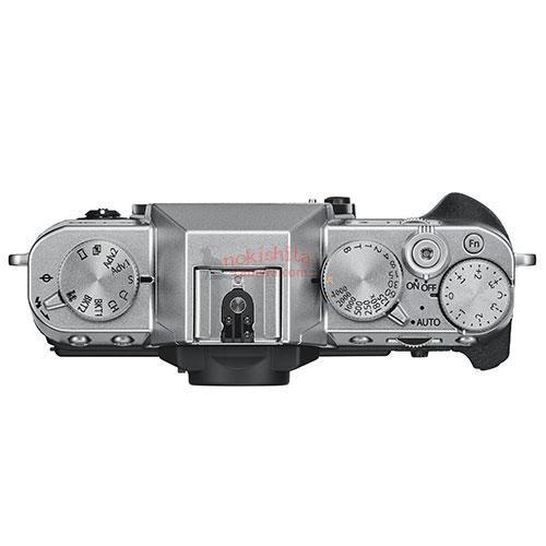 Fujifilm XT30 arriba.