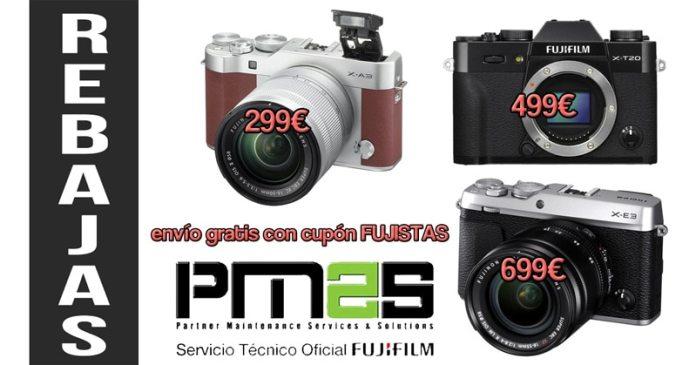 Rebajas SAT outlet Fujifilm.