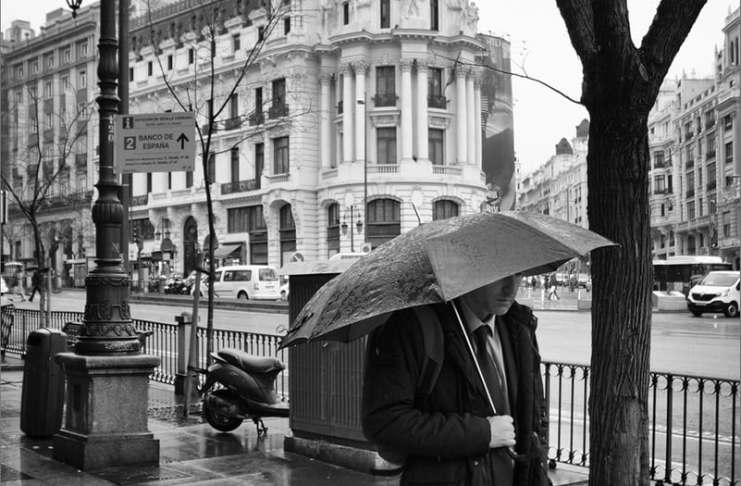 """Madrid al agua"" por Gabriel Blaze. Fujifilm X-T2 +  Fujinon XF 10-24mm F4 R OIS."