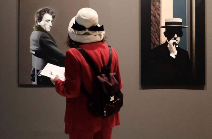"""""""Día de museo"""" por Boro Martínez. Fujifilm X100F."""
