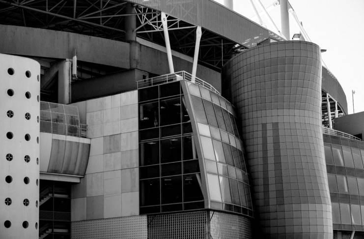 """Estadio Municipal de Aveiro"" por Luis Argüelles. Fujifilm X-H1 + XF 14mm F2.8 r."