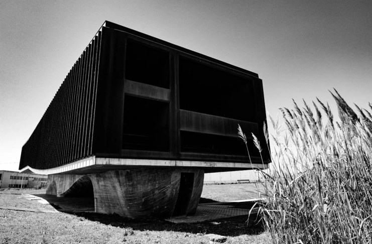 """Centro Municipal de Interpretación Ambiental de Aveiro"" por Luis Argüelles. X-H1 + XF 14mm F2.8 R."