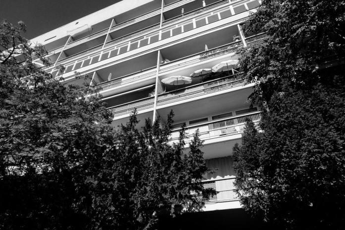 Oscar Niemeyer Haus. Foto por Luis Argüelles. X-Pro2 + XF 14mm F2.8 R.