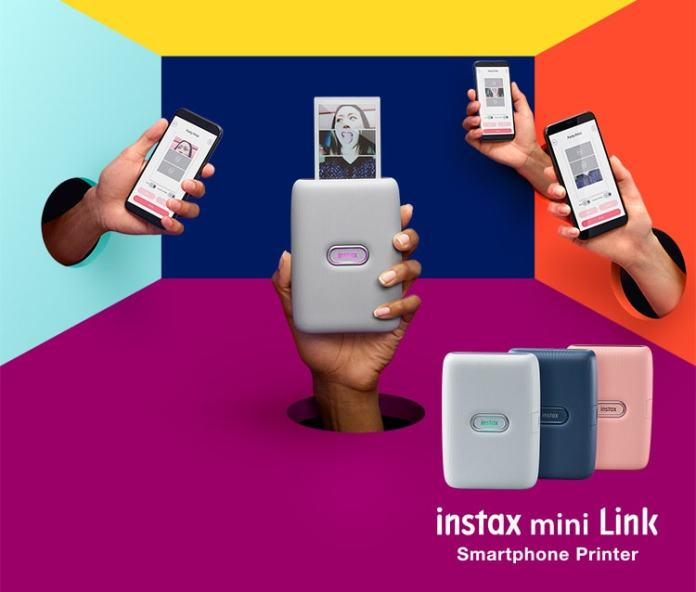 Instax Mini Link Party Mode.