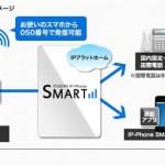 IP-Phone SMARTの公式通話アプリ「SMARTalk」が使いやすそう