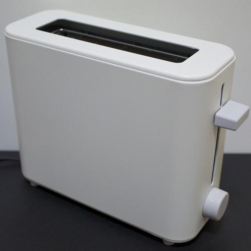 プラスマイナスゼロ ポップアップトースター1枚焼き