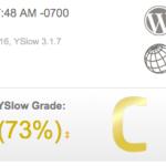 GTmetrixでブログの表示速度を測定したらE評価だった