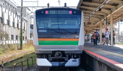 JR線で鎌倉への行き方!都内からダイレクトアクセス
