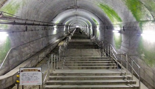 JR上越線 土合駅~日本一のモグラ駅~/画像&訪問記