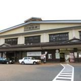 下諏訪駅舎
