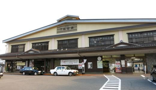 JR中央本線 下諏訪駅~諏訪大社下社の最寄り駅~/訪問記&画像