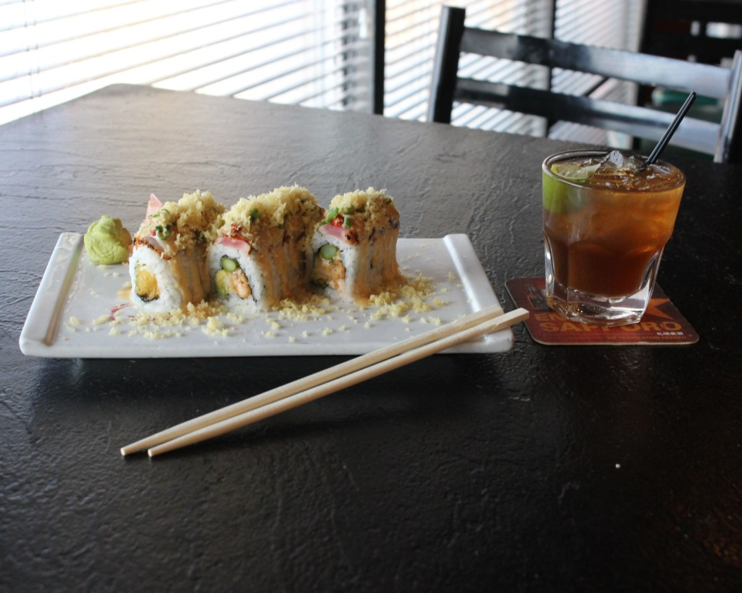 sushi roll specials
