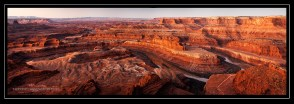 Dead Horse Point, Utah, Pano; X-T1 by jack graham