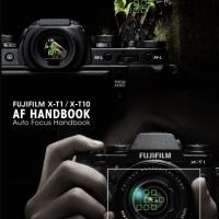 Fujifilm X-T1 / X-T10 Auto Focus Handbook