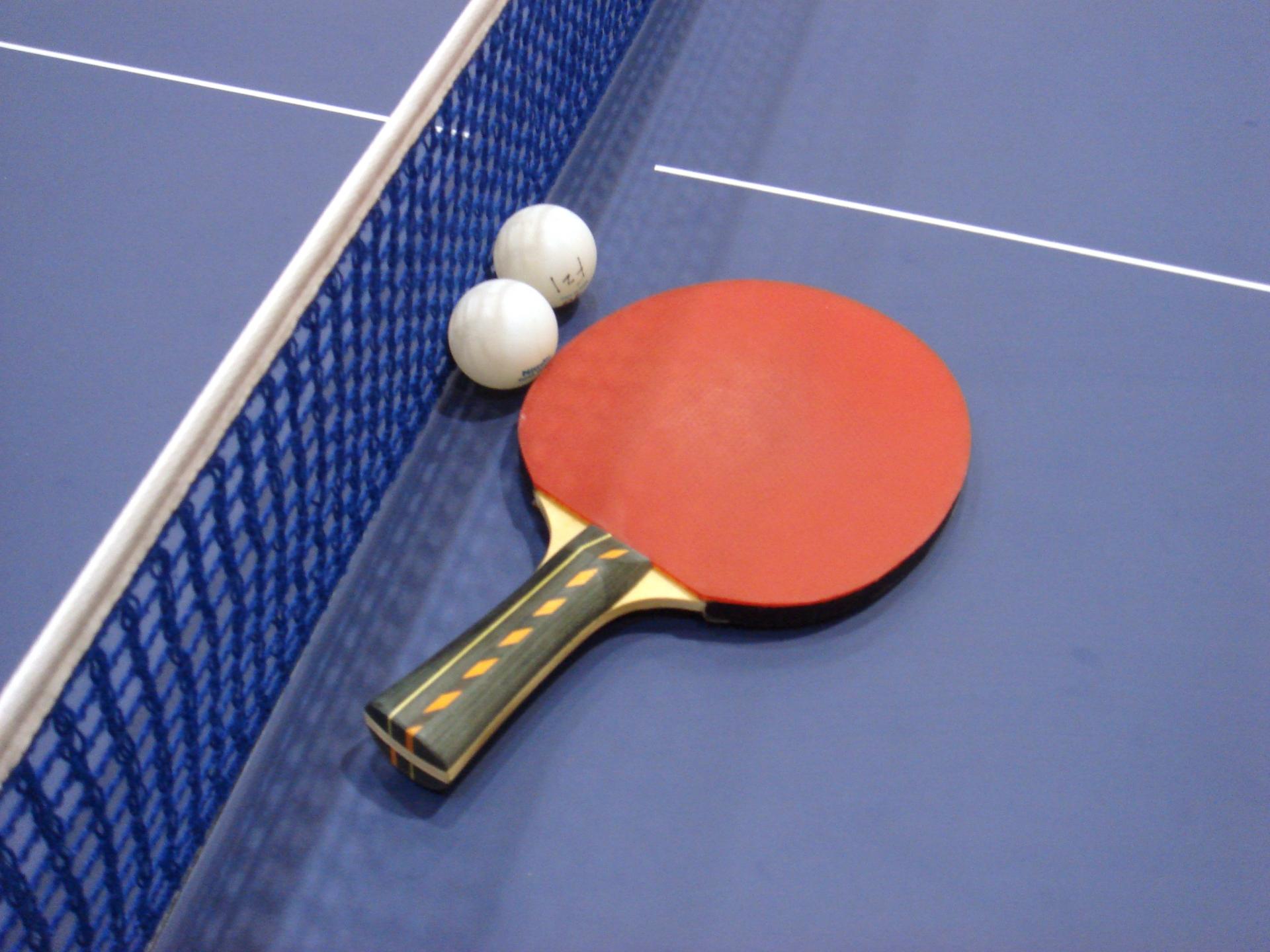 卓球のスマッシュ速度は球技で一番!速く打つポイントや練習方法