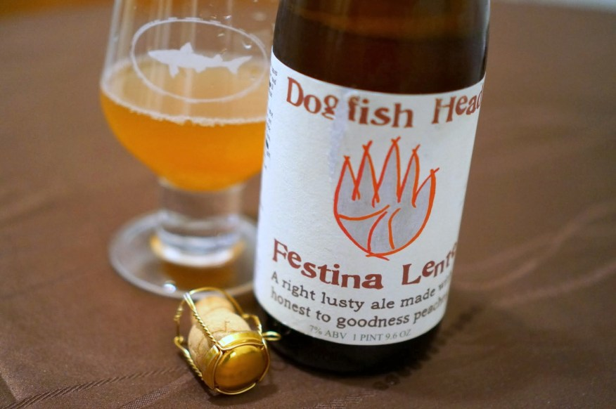 Dogfish Head Festina Lente