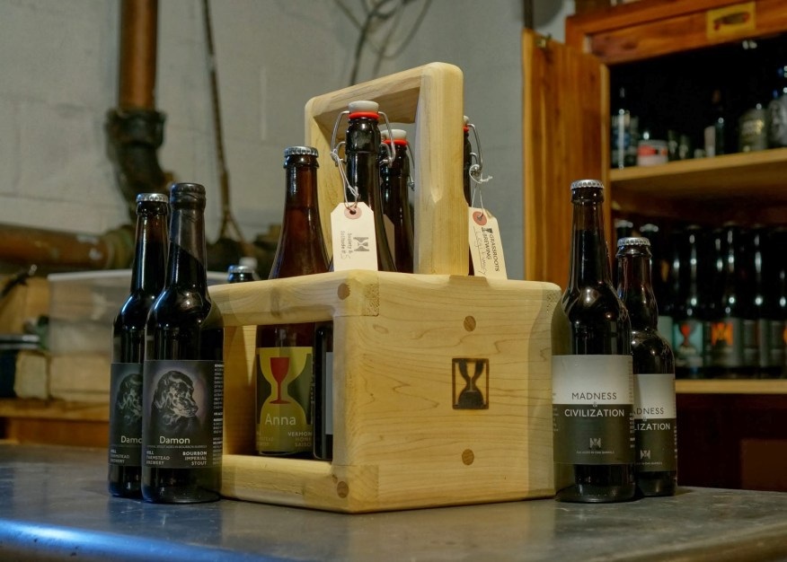 Hill Farmstead x Leaning Maples Tote