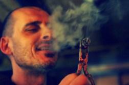 Doom Saloon Cigar Roach Clip