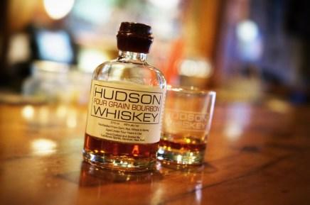 Hudson Four Grain Bourbon