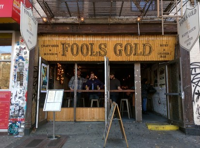 Fool's Gold NYC
